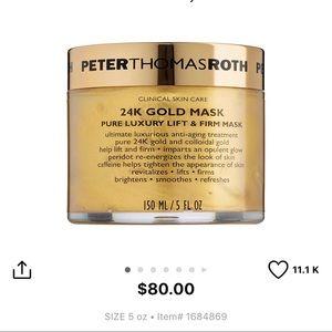 Peter Thomas Roth 24k Gold Mask 5 fl oz